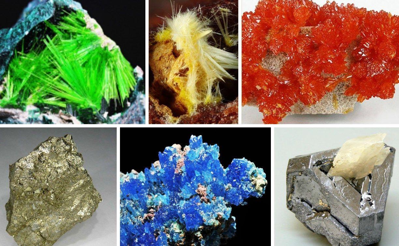 Камень руда